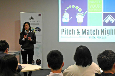Pitch & Match Night 2015