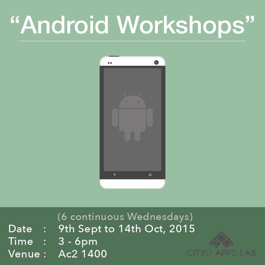 android workshop-01