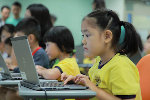 Kids Can Code for Kindergarten & Primary School Students: Co-presented with 天主教佑華小學