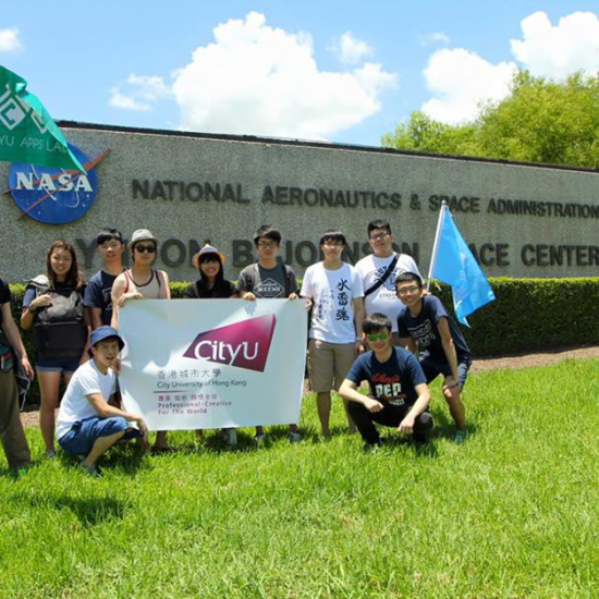 CityU ROV Team earned their way to the USA